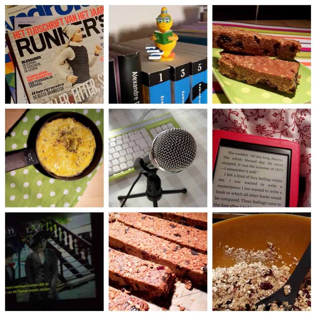 snapshot diary week 4