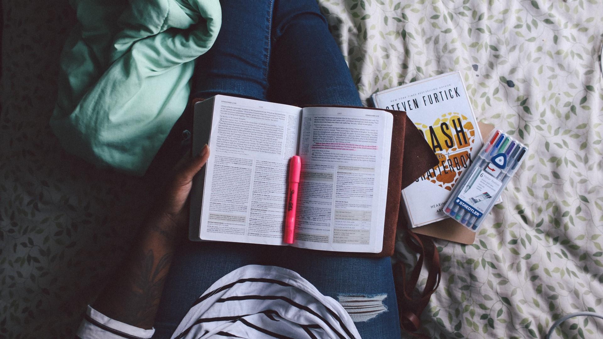 Reading foto literatuur L